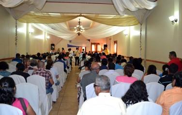 IV Congreso Extra ordinario de Reforma de Estatuto